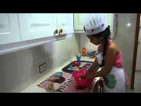 COCINA FÁCIL Y DIVERTIDA PARA NIÑOS  ***Como hacer Cake pops especial día de las madres***