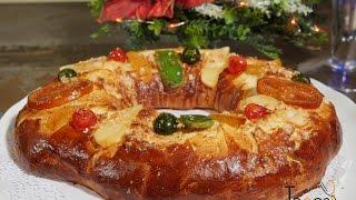 Como hacer Roscón de Reyes con Antonio Gázquez Y David Aguirre en TapasTv