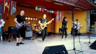 Joan Jett & the Blackhearts tribute - The French Song (live)