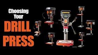 Choosing Your Drill Press