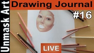 skin coloring colored pencils - Free video search site - Findclip