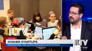 """Do """"zázraku izraelských startupů"""" začínají vstupovat mladí ultraortodoxní Židé"""