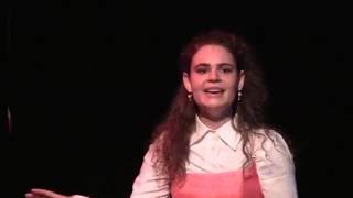 "Rosie Newton Singing ""Satisfied"" From The Musical Hamilton"