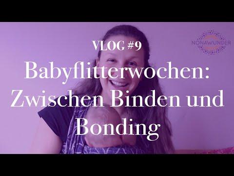 Wochenbett: Binden, Bonding und das schönste Baby der Welt