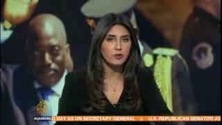 Aljazeera Interview on CENCO Deal with Congo Pres Kabila - Kambale Musavuli - Dec 30, 2016