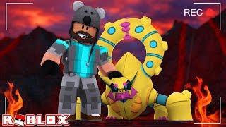 Ditto  - (Pokémon) - SHINY VOLCANION + ANOTHER SHINY DITTO!?!?! | Pokémon Brick Bronze [#83] | ROBLOX LIVE