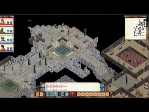 Gameplay de Avernum 3: Ruined World