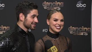 DWTS: Hannah Brown Teases Becoming 'Beauty and the Beast's the BEAST During Disney Week!