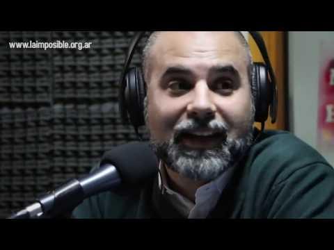 Maximiliano Menna Lanzilotto en Identidad en Construcción