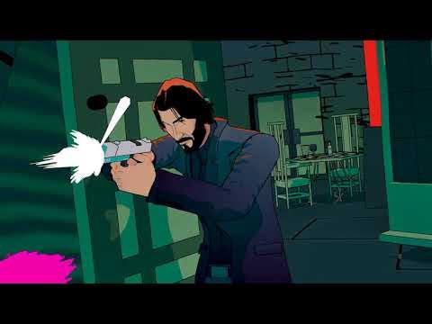 基努·李維原型的策略動作遊戲《John Wick Hex》