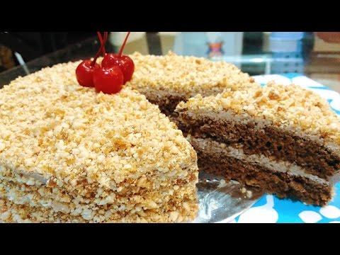 Video Resep Mocha Cake | Lembut dan super lezat