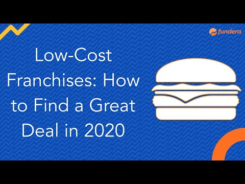 , title : 'Low-Cost Franchises: How to Find a Great Deal in 2020