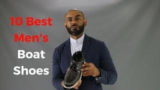 10 Best Mens Boat Shoes For Summer 2017