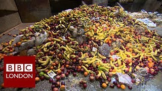 Thumbnail for London's rubbish problem: Food waste – BBC London News
