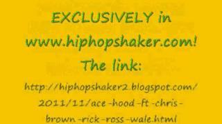 Ace Hood Ft. Chris Brown, Rick Ross, Wale & DJ Khaled - Body 2 Body (Remix)