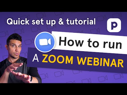 9 Zoom Webinar Tips and Tricks Every Host Should Know #feisworld #zoomwebinar