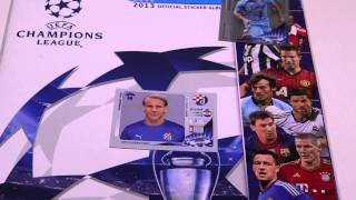Adrenalyn XL 12 13 Öffne Box Of Stickers Shiny Aleksandr Kerzhakov+Celtic FC Badge Ep4