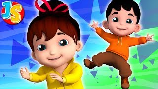 If You're Happy and You Know It | Nursery Rhymes Songs For Children | Baby Rhyme | Kids Song