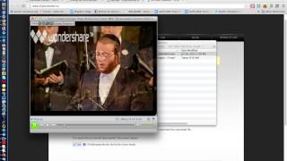 Tutorial and demonstration on clipconverter.cc and docdroid.net