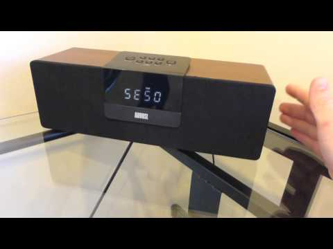 Review: August SE50 Bluetooth Speaker System