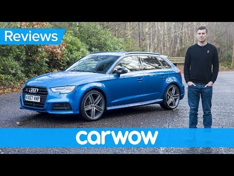 Audi S3 2018 review – here's why it's the ultimate sleeper car