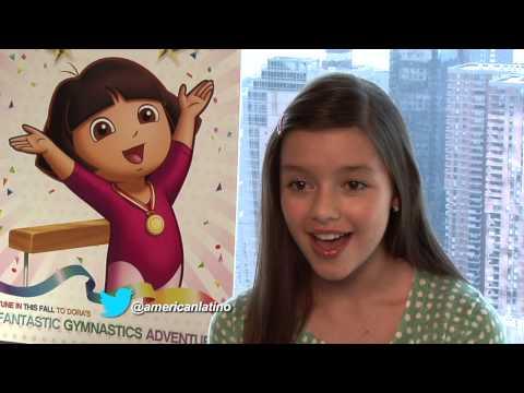 The Voice of Dora the Explorer, Fatima Ptacek