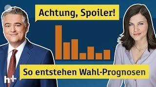 Europawahl: Prognosen Und Hochrechnungen - So Funktioniert's! - Heute+ Livestream | ZDF