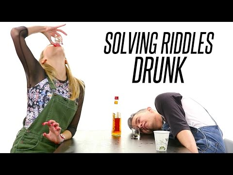 Co-Workers Drunkenly Solve Riddles Mp3