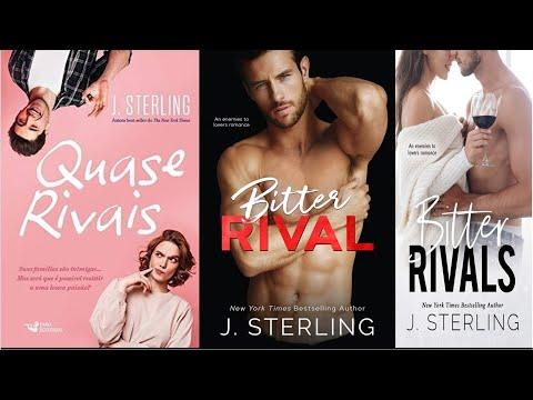 QUASE RIVAIS?livro de J. Sterling é inspirado em Romeu e Julieta?Resenha