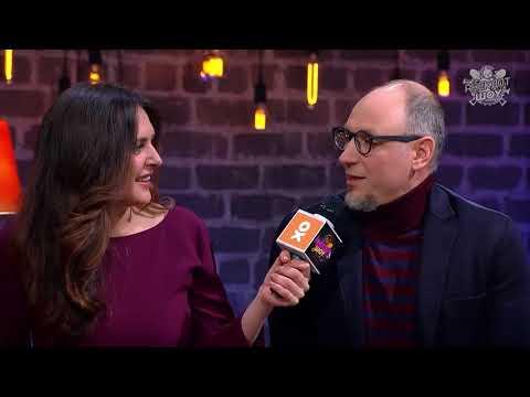 Михаил Брагин и Мария Шумакова вместе рассказывают смешной анекдот!)