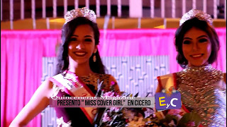 S2:S7 Miss Cover Girl Quincenera Magazine #EyCNews con @RuthDiazTv #AztecaChicago