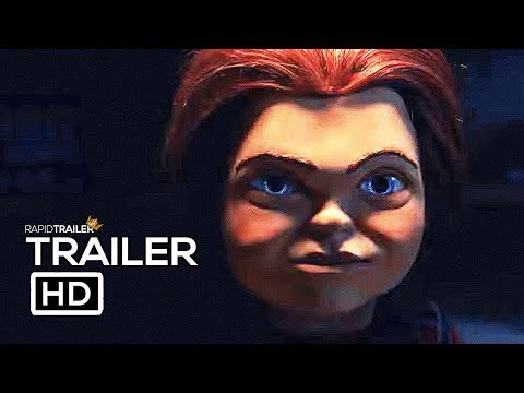 CHILD'S PLAY Official Trailer #2 (2019) Chucky, Horror Movie HD