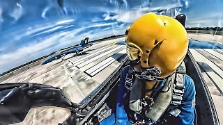 Blue Angels Presentation • Ground Crew And Cockpit View