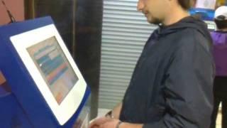 Полтишок на счёт в автомате Qiwi