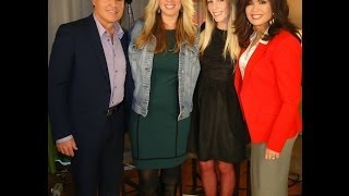 Donny & Marie Osmond with 2 Lite Chicks in VEGAS!