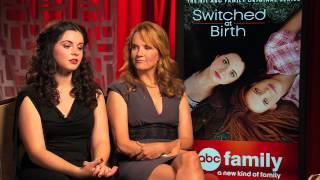 Их перепутали в роддоме, Switched at Birth - Vanessa Marano & Lea Thompson