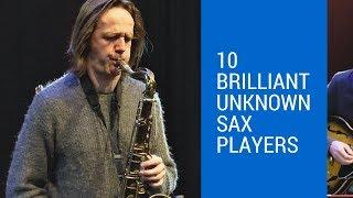 10 Truly Brilliant Sax Players You've Never Heard Of – Bernie's bootlegs 2017