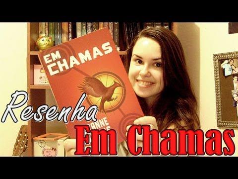 Resenha: Em Chamas | Corujinha Leitora