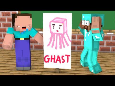 Monster School : Minecraft Got Talent - Funny Minecraft Animations
