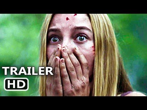 """""""Wrong Turn"""", terror y sangre con Charlotte Vega intentado salir del infierno"""