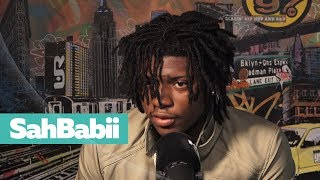 Ebro In The Morning - SahBabii Tells The Story Behind His Interesting Tattoos & What 'Stick' Really Means