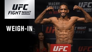 UFC Fight Night Buenos Aires: Weigh-in