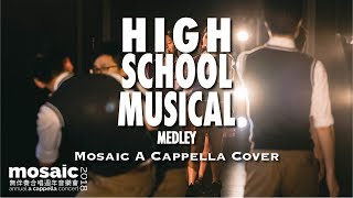 High School Musical Medley - Mosaic Annual Concert 2018