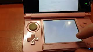 Nintendo 3DS 3D XL DSi How To Bypass Parental Controls - forgotten pin