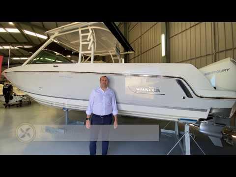 Boston Whaler 270 Vantage video