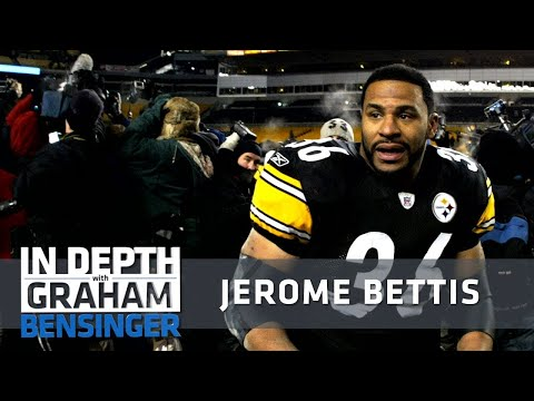 Jerome Bettis: I nearly quit before Steelers chapter