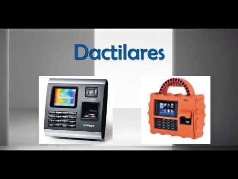 Equipos Biometricos - Reloj Control Personal