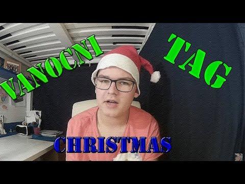 Vánoční tag | Christmas tag