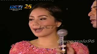 Julia perrez rebutan wedding Bucket Kamulah takdirku Love in Bali Raffi Ahmad Nagita Slavi