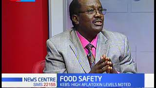 KEBS warns the public against the consumption of some brands of maize flour | Food Safety
